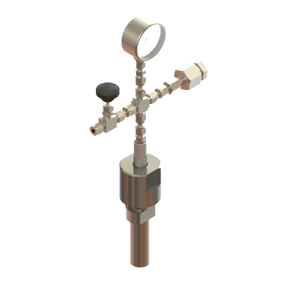 Réacteur haute pression RVD-1-50H
