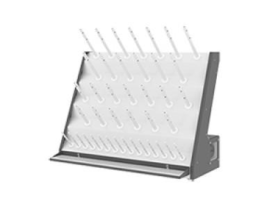 Séchoir électrique de verrerie de laboratoire