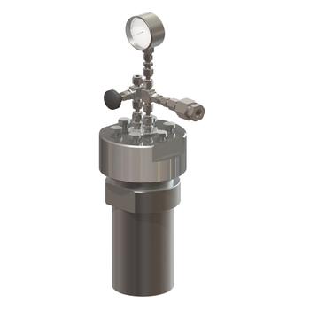 Réacteurs haute pression pour fluides agressifs 200 bar