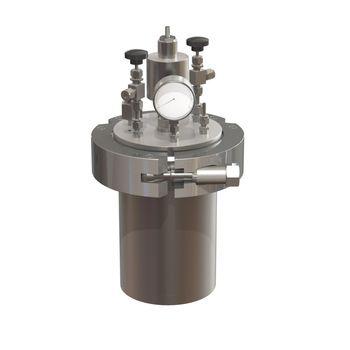 Réacteurs haute pression 60 bar